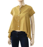 MM6 MAISON MARTIN MARGIELA Oversized Cotton Top, IT 36 / US 0-2