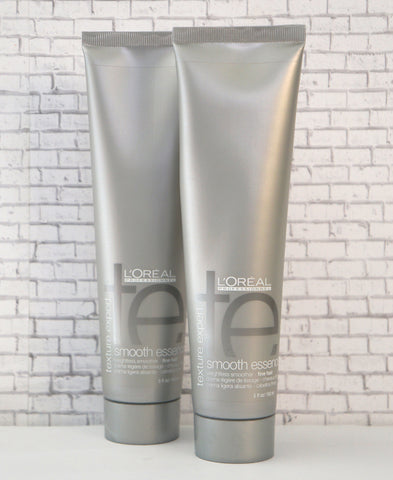 L'OREAL Texture Expert - Smooth Essence Weightless Smoother, Set of 2