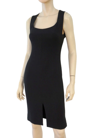 GIORGIO ARMANI Sleeveless Split Hem Dress, IT 40 / US 4