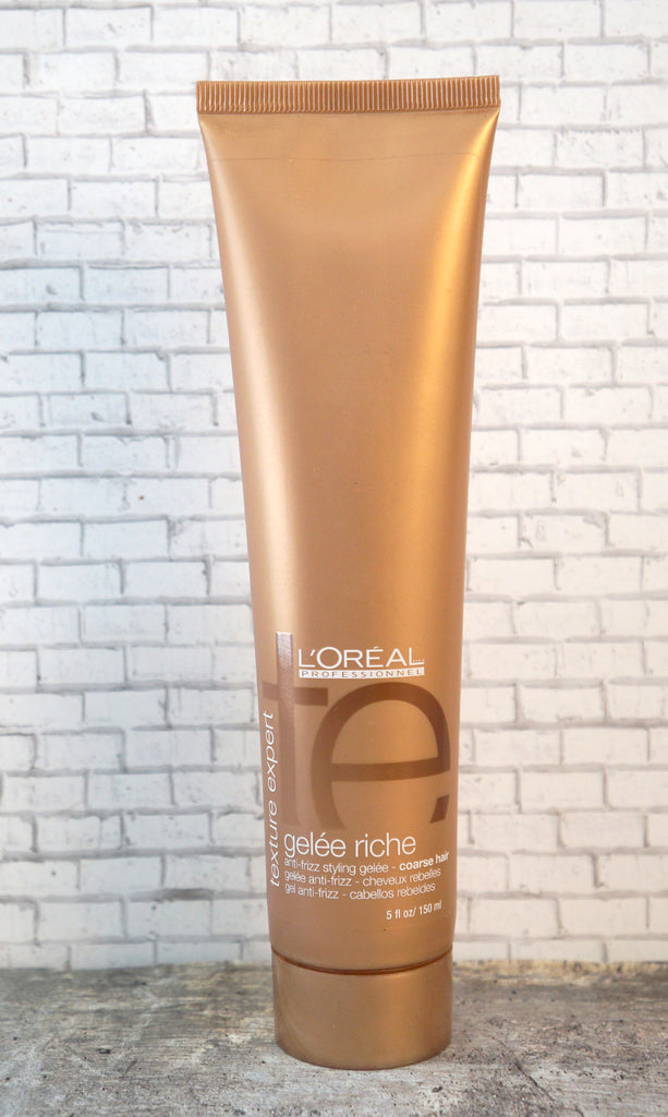 L'OREAL Texture Expert Gelee Riche Anti-Frizz Gel