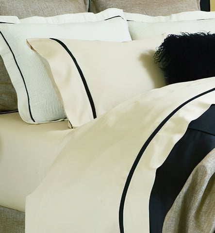 THE WELL DRESSED BED Gatsby 4-Piece Queen Sheet Set