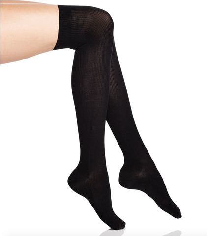 WOLFORD Louise Over The Knee Socks w/Tags, S