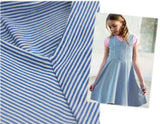MATILDA JANE 435 Hello Lovely Moving Along Striped Dress 10