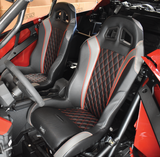 Carbon Edition Daytona Seats (Multiple Colors)