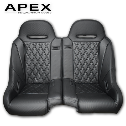 Apex Front/Rear Split Bench Seat