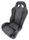 Carbon Edition Daytona Bench Seat Bundle (with Harnesses)