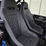 (Black) Apex Seats (Harness Bundle)