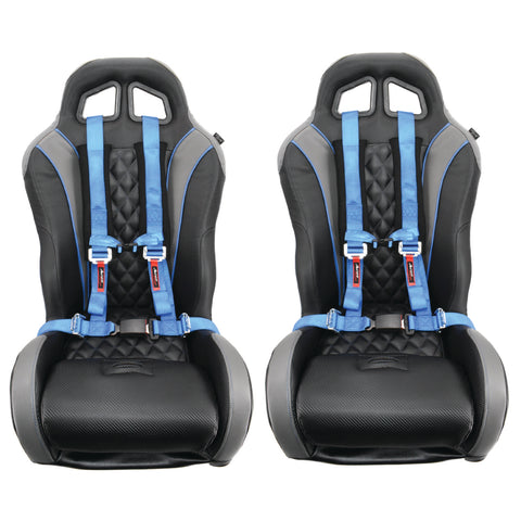 Carbon Edition Daytona Seats (With Harnesses)