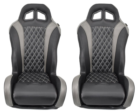 (Grey) Carbon Edition Daytona Seats
