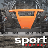 Polaris RZR Sport Bumper (Orange)
