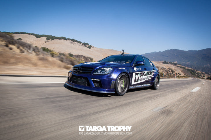 Targa Trophy - California 1000
