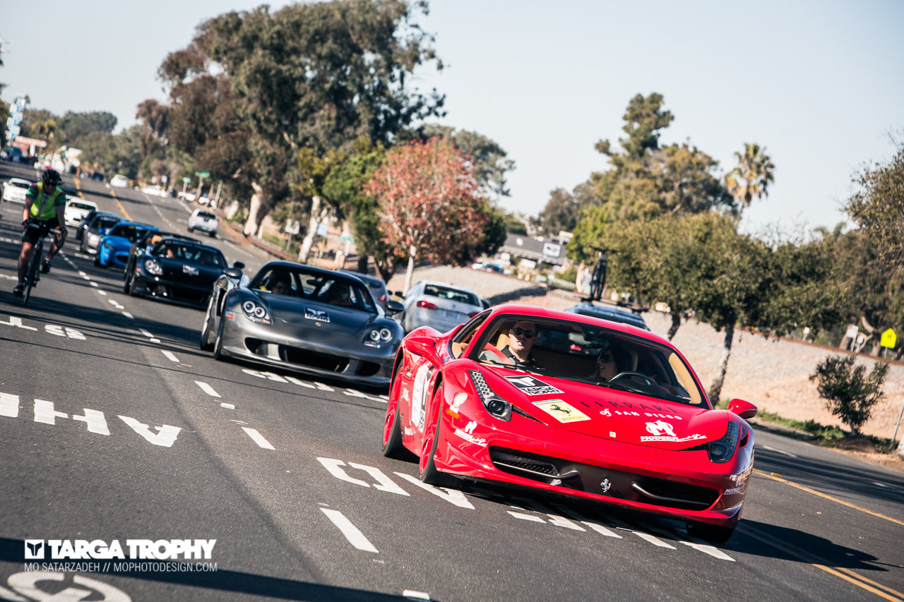 Targa Trophy - Holiday Cruise 2013 - Photos by Mo Satarzadeh