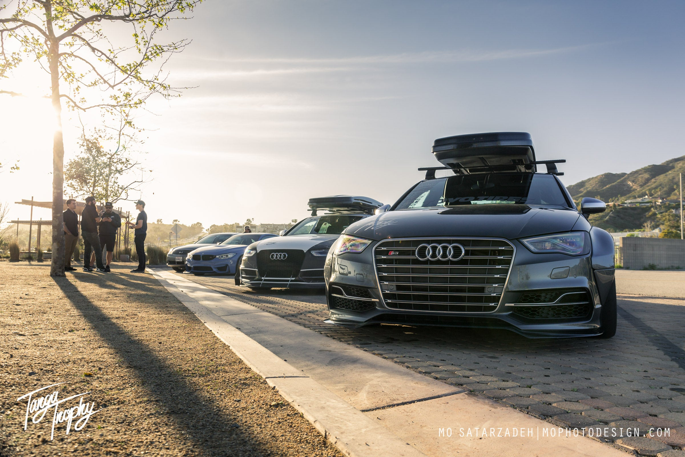 AllRoad Outfitters x Targa Trophy