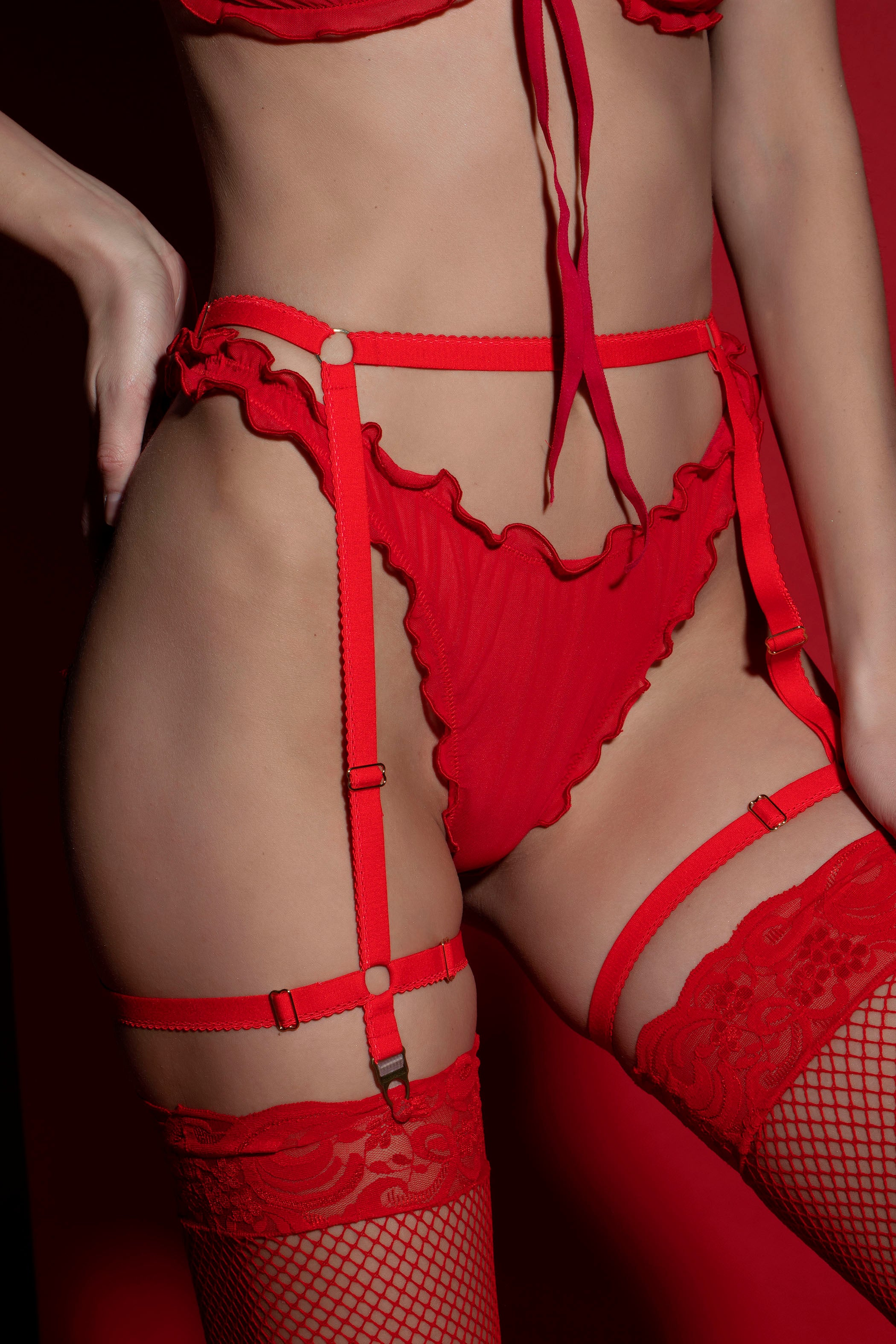 Essential Garter Belt