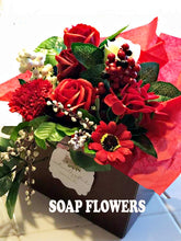 Load image into Gallery viewer, Soap Flower Gift Box - Naturally GiftedNY
