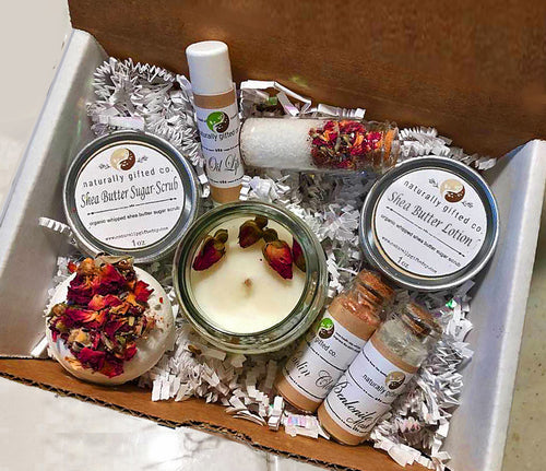 Best Pampering Gifts-Spa Inspired Gift Ideas - Naturally GiftedNY