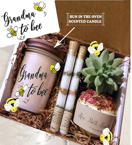 Grandma to be gift, Grandmother to be Gift - Naturally GiftedNY