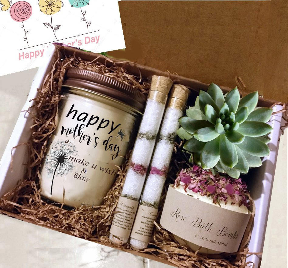 Mother's Day Gift, Perfect Day to Pamper Mom! - Naturally GiftedNY