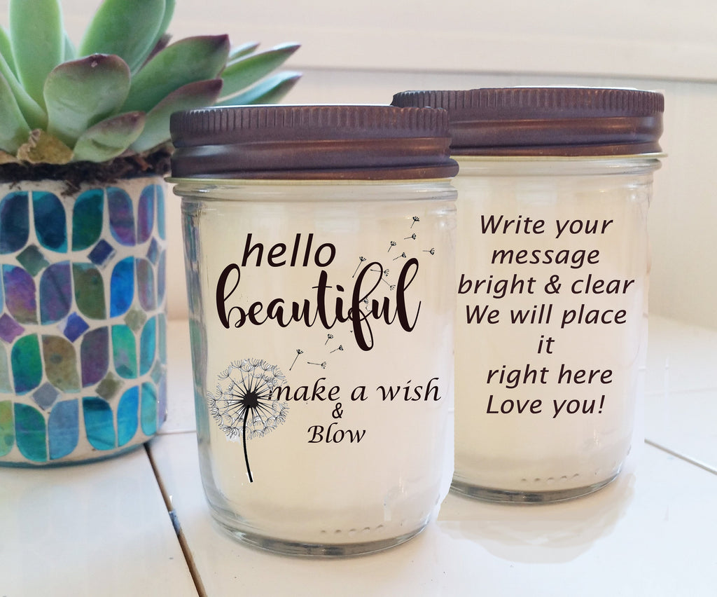 Friend Gift, Birthday Cake Candle, Birthday Candle, Send a gift, Friendship Gift, Birthday Wish, Friend Gift| Best Friend Gift,Gift For Her - Naturally GiftedNY
