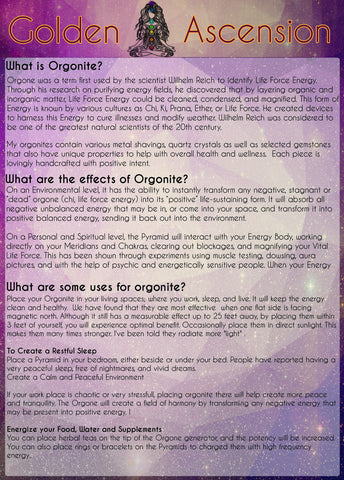 What is Orgonite