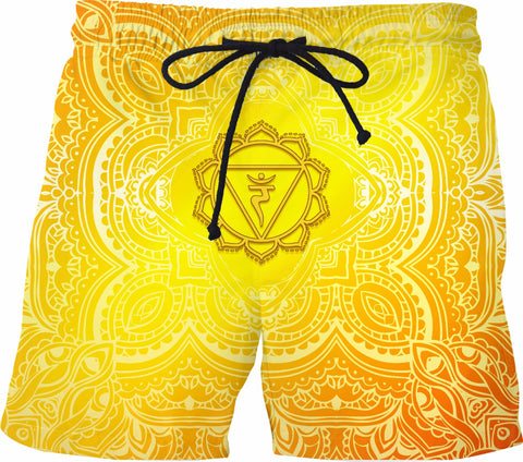 Solar Plexus Swim Shorts