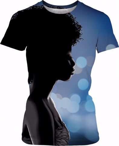 Womens Afrodisiac Custom T-Shirt