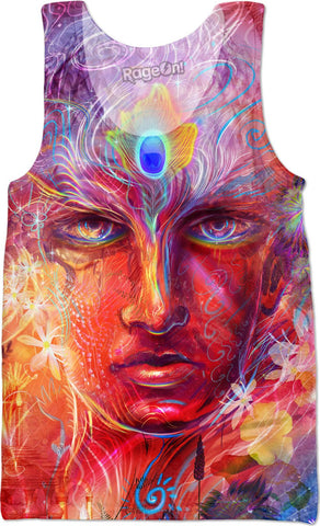 Lost in a trance Tank Top