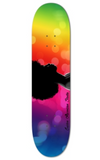 Rainbow Afrodisiac Longboard / Skateboard - Full Color - Canadian Maple Deck