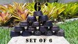 SALE-High Powered Tactical Orgonite Towerbusters- Set of 6