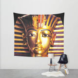 King Tut Egyptian Pharaoh Tapestry - 3 Sizes