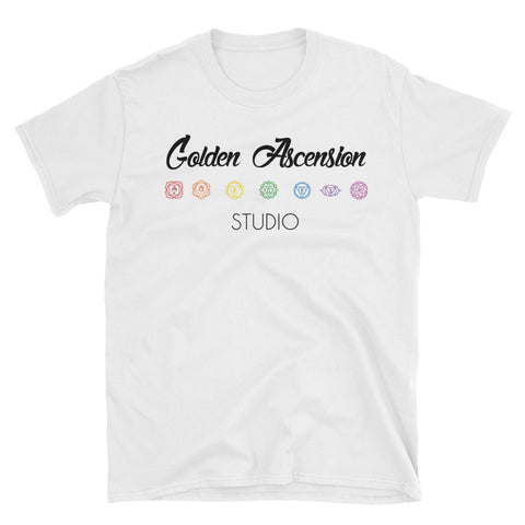 Golden Ascension Studio Short-Sleeve Unisex T-Shirt