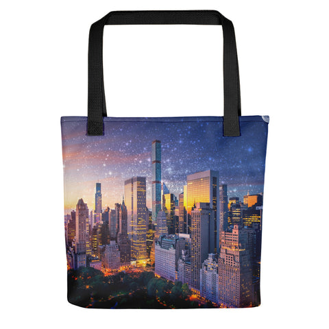 New York City Sunset Tote bag