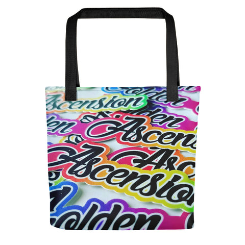 Golden Ascension Branded Urban Tote bag