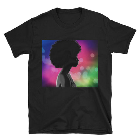 Rainbow Afrodisiac Short-Sleeve Unisex T-Shirt - Single Sided Print