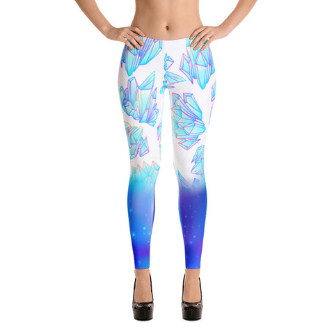 Gemstone Galaxy Leggings