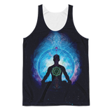 Sacred Masculine Unisex Classic Fit Tank Top