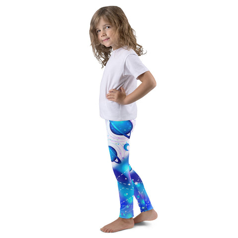 Planetary Space Kid's leggings