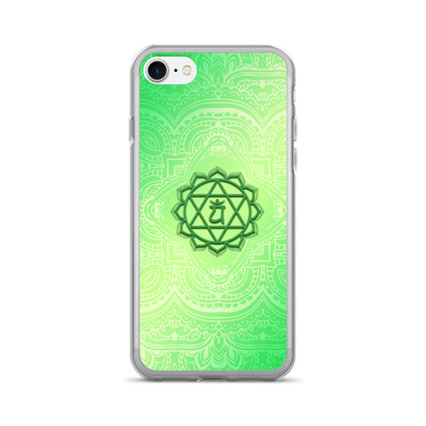 Fourth Green Anhata Heart Chakra iPhone 7/7 Plus Case