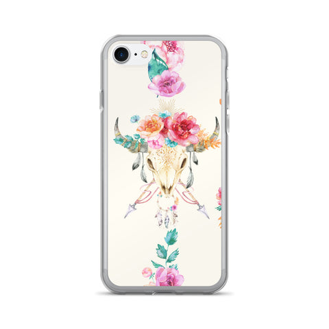 Watercolor Classic Boho iPhone 7/7 Plus Case