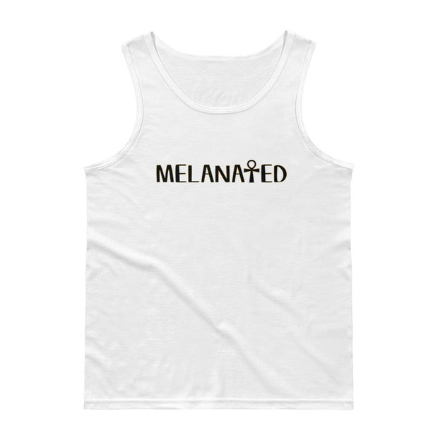 Melanated Men's Tank Top