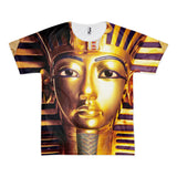 King Tut Golden Ankh men's t-shirt (unisex)
