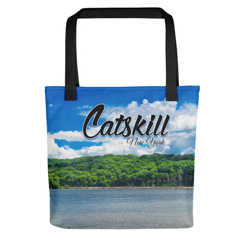Catskill New York Tote bag
