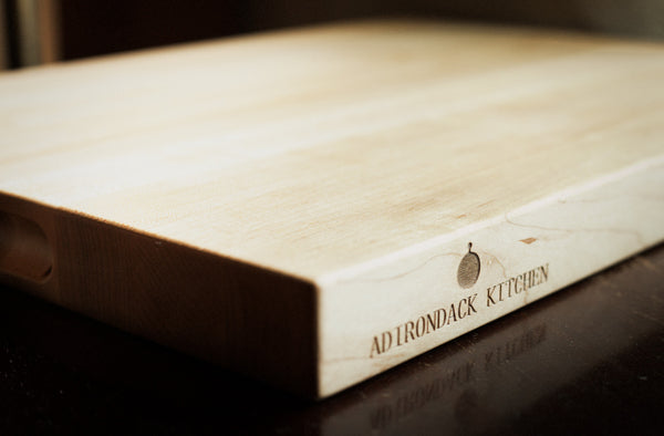 Adirondack Kitchen Edge Grain Cutting Board