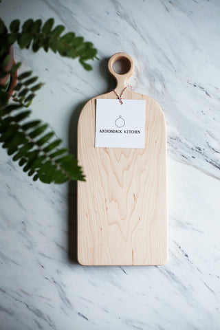Maple Wood Cheese Board