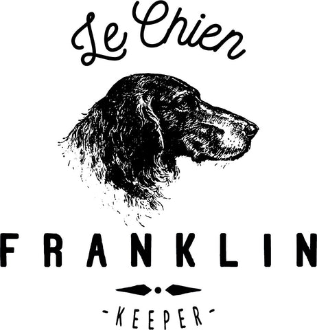 Le Chien - The Dog Engraving