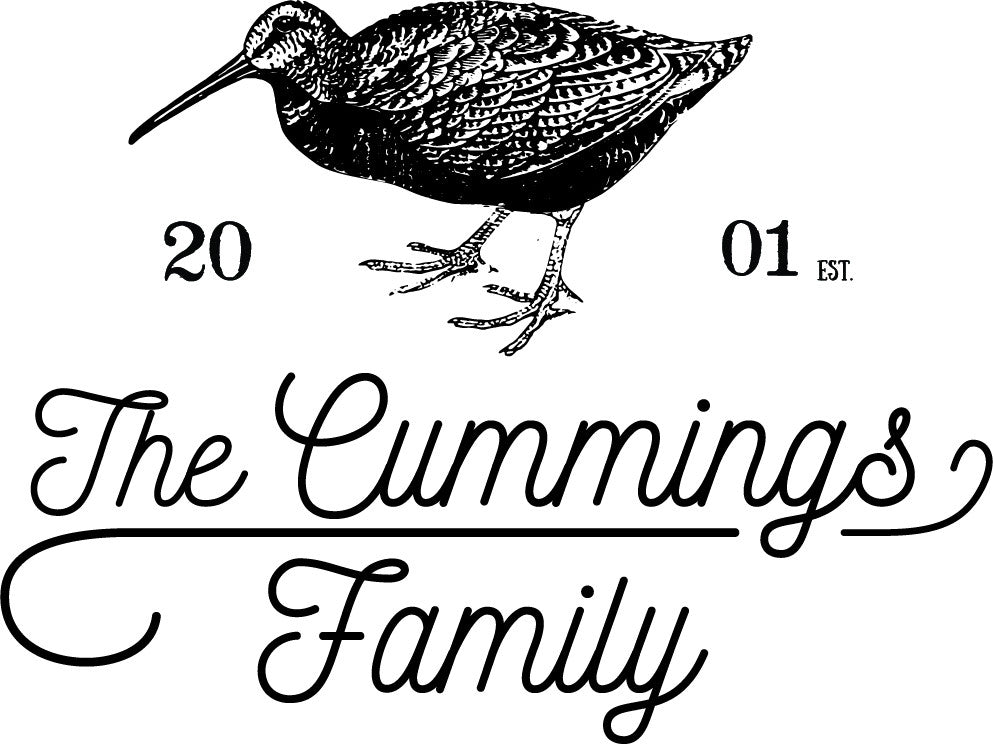 Quail Engraving/ Last Name