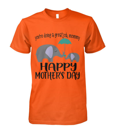 Mother's Day Elephant Shirt