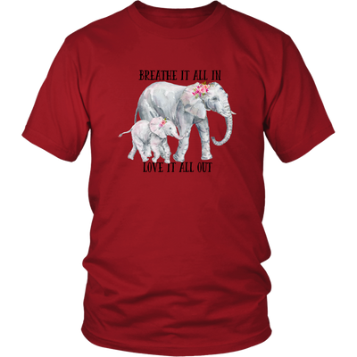 Elephant Love Tshirt