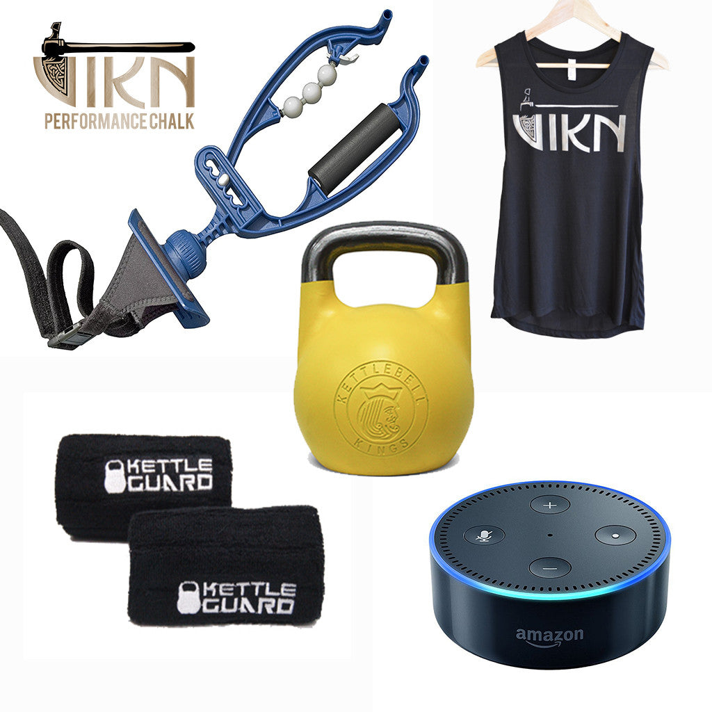 Ultimate Gift Guide | For Kettlebell Lovers
