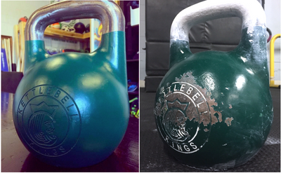 Why Chalk Your Kettlebell?